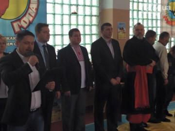 Чемпіонат з Вільного Козацького Бою На Рівненщині 10-11 січня 2015 року